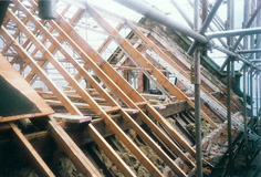 Gallery Roof 2004