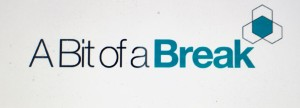 A Bit of a Break logo 2019