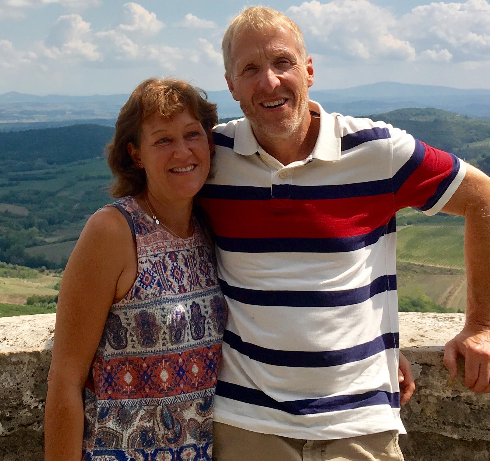 Tim and Paula